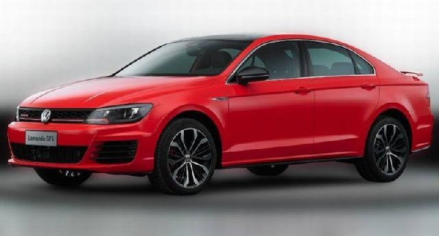 Volkswagen Segera Rilis Sedan Sport Khusus untuk China