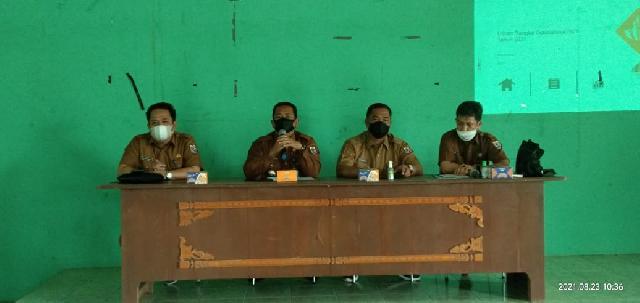 BPKAD Pelalawan Adakan Pelatihan Dan Pembekalan Bagi Petugas Pajak Desa Kecamatan Teluk Meranti Tahu