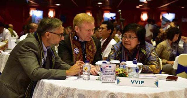 Menteri Siti Libatkan DPRD Riau