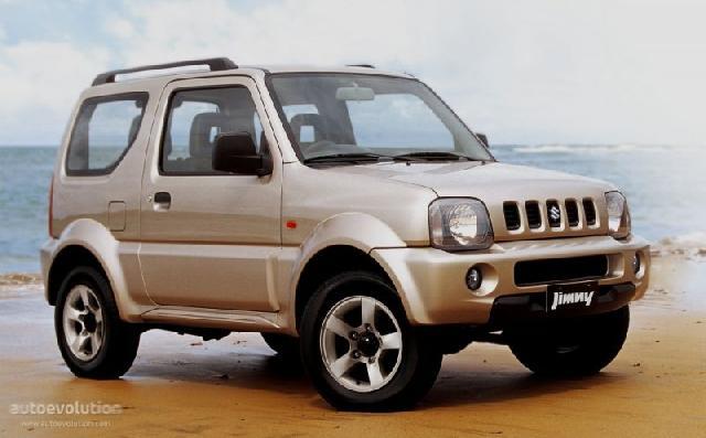 Perkiraan Harga Suzuki Jimny Versi Diler