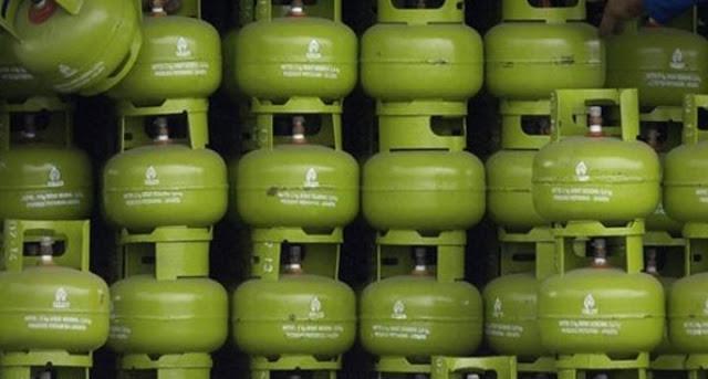Waw... LPG 3 Kg di Kabupaten bengkalis Capai Rp 35 Ribu per Tabung