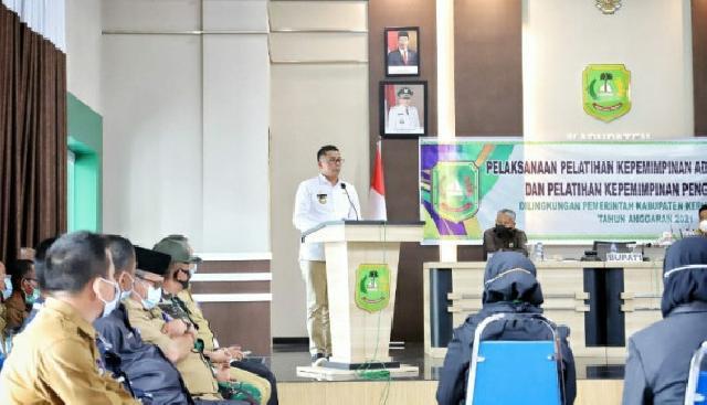 Bupati Meranti Buka Pelatihan PKA dan PKP
