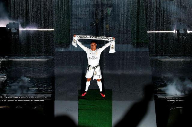 Real Madrid Siap Perpanjang Kontrak Ronaldo