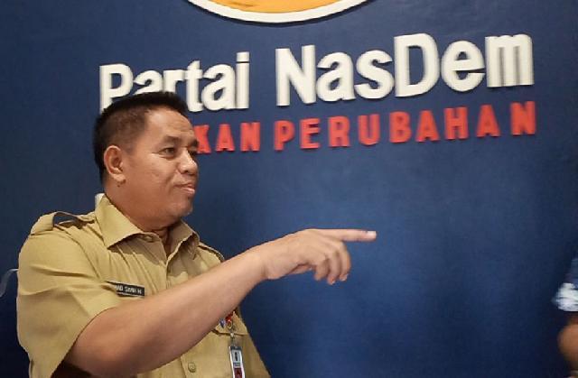 Ahmad Syah Harofie Siap Bertarung di Negeri Junjungan