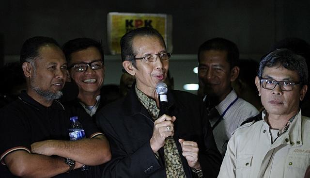 Giliran Zulkarnain KPK Dilaporkan ke Polisi