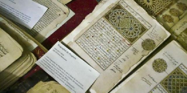 Terancam Dibakar, Manuskrip Kuno akan Dilestarikan