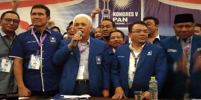 Zulkifli Umumkan Pengurus PAN Periode 2020-2025
