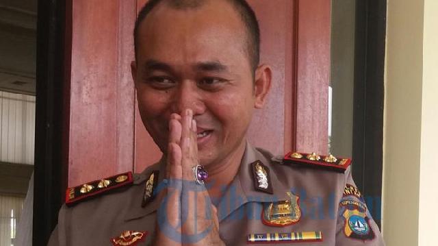 AKBP Febrianto Guntur Sunoto Jabat Wadirpamobvit Polda Riau
